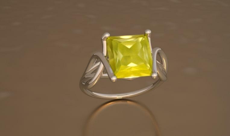 Bague diamant Bruxelles