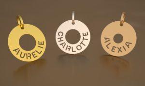 bijoux personnalisables